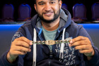 Ismael Bojang Wins WSOP Gold Bracelet and $298,507 in 10th 2019 WSOP Cash