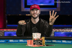 Loren Klein Wins 4th Bracelet in 4 Years; Claims $127,808 in Event #43: $2,500 Mixed Big Bet