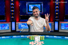 Asi Moshe Captures Third Bracelet In Event #44: $1,500 No-Limit Hold'em Bounty