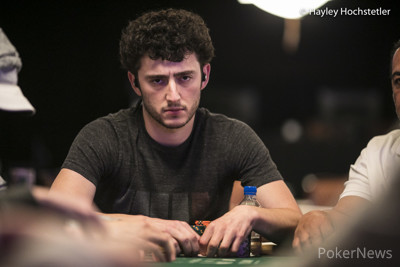 Alex Epstein in contention for 2nd bracelet in 2019