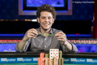 Ari Engel Wins First WSOP Bracelet and $427,399 in Event #48: $2,500 No-Limit Hold'em