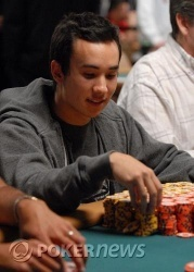 Ryan Young - Chipleader