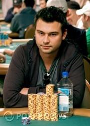 Erik Friberg - 3rd Place