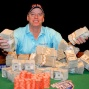Blair Rodman, Winner WSOP $1000 Deuce to Seven Triple Draw Lowball w/Rebuys Event #48
