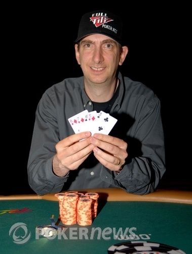 Eric Seidel,Winner WSOP Event 54 - $5,000 No Limit 2-7 Draw Lowball w/ rebuys