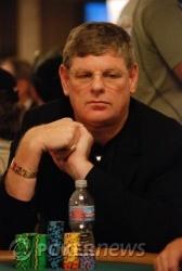 Gary Benson Holds On