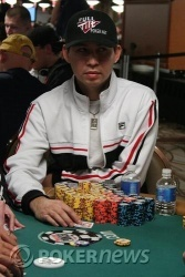 Kenny Tran and His One Million in Chips