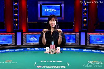 Jiyoung Kim wins the 2019 Ladies Championship