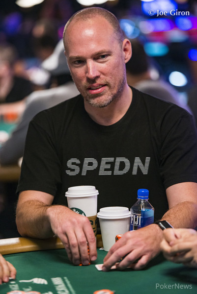 Scott Bohlman Eliminated In 18th Place 30 532 2019