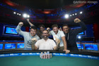 Santiago Soriano Wins First Bracelet in Event #53: $800 No-Limit Hold'em Deepstack and $371,203