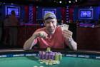 Joe Foresman Wins Event #59: $600 No-Limit Hold'em Deepstack Championship for First Gold Bracelet