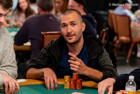 Kolev Claims Day 1g Chip Lead of the WPT500 Knockout
