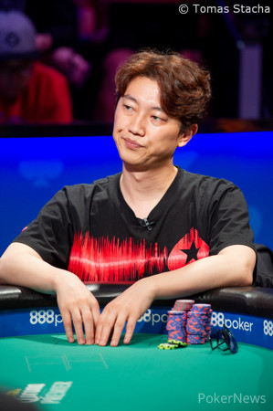 Hands 123 128 Park Adds To His Chip Lead 2019 World Series Of Poker Pokernews