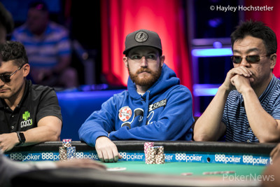 Taylor Carroll Eliminated In 5th Place 28 897 2019 World Series Of Poker Pokernews