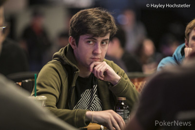 Ali Imsirovic Leads the Super High Roller Bowl Online