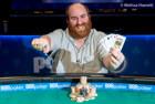 Alan Sternberg Wins Event #85: $3,000 Pot-Limit Omaha 6-Handed for First WSOP Bracelet