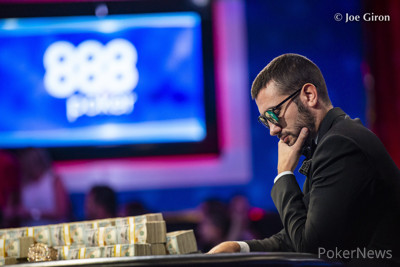 Dario Sammartino Eliminated in 2nd place