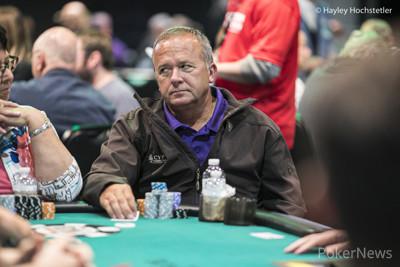 Huey Hulin Leads Final 234 Into Day 2 Of The Southern Poker Open Southern Poker Open Pokernews