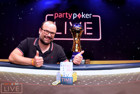 Lukas Zaskodny Wins 2019 partypoker LIVE MILLIONS Europe Main Event for €906,770