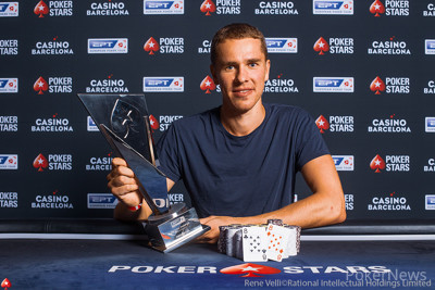 €1,100 National Winner Markku Koplimaa