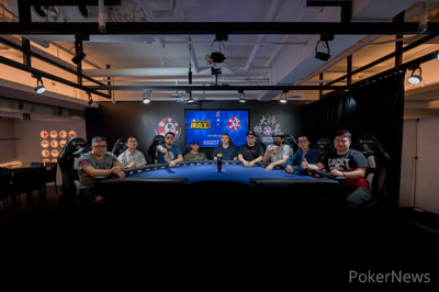 2019 Poker King Cup Final Table