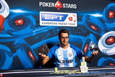 Juan Pardo Wins Back-to-Back Single Day High Rollers