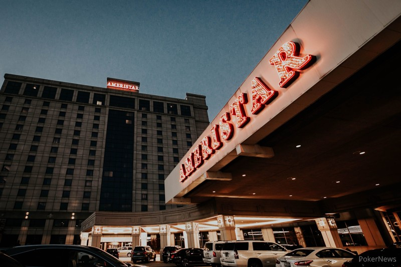 Welcome to Day 1a of HPT Ameristar East Chicago! | 2020 Heartland ...