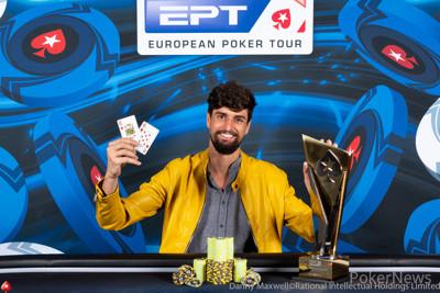 Sergi Reixach - 2019 PokerStars.es EPT Barcelona €100,000 EPT Super High Roller Winner
