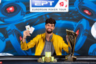 Sergi Reixach Claims Victory and Largest Career Score in €100,000 EPT Super High Roller