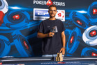 Laszlo Bujtas Claims the Title and €712,810 in €25,000 Single-Day High Roller II
