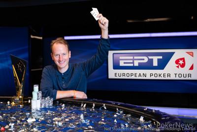 Simon Brandstrom Wins 2019 EPT Barcelona Main Event