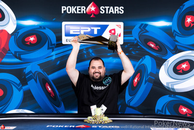 Chris Hunichen - 2019 PokerStars.es EPT Barcelona €10,300 EPT High Roller Winner