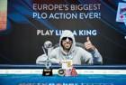 Adon Ursu ist der neue Champion des Big Wrap (€200,000)
