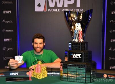 WPT Champion Donald Maloney