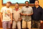 Johnny Lau, Joseph Agron Jr, Victor Ramdin & Bin Weng