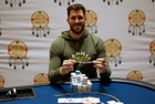 John Hashem is the 2019 SIGA Poker Champion