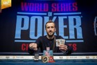 Jakub Oliva Wins First WSOP International Circuit Main Event Ring, €205,000 & the €10,350 WSOPE Main Event Ticket