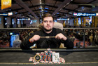 Ukraine's Renat Bohdanov Wins First Bracelet of the 2019 World Series of Poker Europe