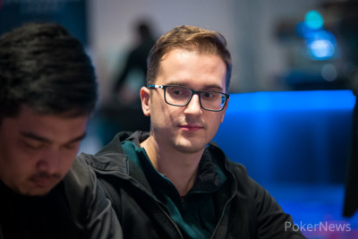 Julien Martini (at an earlier WSOPE event)