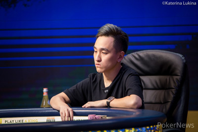 Chin Wei Lim Heads-Up
