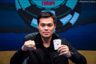 James Chen Captures Maiden Bracelet for Taiwan in Event #4: €250,000 Super High Roller No-Limit Hold'em (€2,844,215)