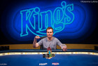Norway's Espen Sandvik Wins WSOPE €2,500 8-Game Mix; Hellmuth Finishes Third