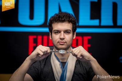Michael Addamo, defending champion