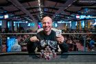 Vangelis Kaimakamis Wins Fifth Greek Bracelet in Event #3: €1,350 Mini Main Event No-Limit Hold'em (€167,056)