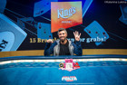 Asi Moshe Wins Fourth Career WSOP Bracelet and Second During 2019 in Event #9: €1,650 PLO/NLHE Mix