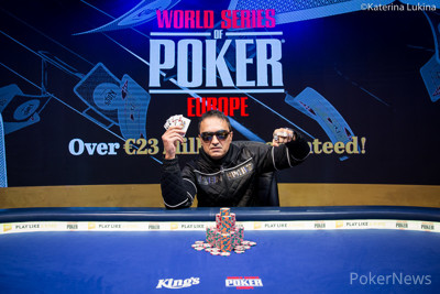 Besim Hot Wins Event #10: €25,500 Mixed Game