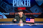 Chin Wei Lim Wins 1st WSOP Bracelet and €2,172,104 in WSOPE Event #12: €100,000 Diamond High Roller