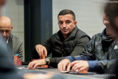 Day 1i chip leader Yordanov Karagogov