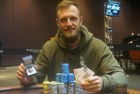 "Gediminas ""NeverGambol"" Uselis Wins Event #76: $400 FORTY STACK No Limit Hold'em for $227,186"