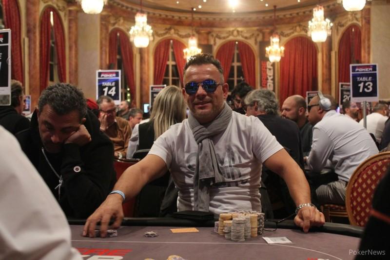 Alexis Renard domine le Jour 1A | Barriere Poker Tour Deauville 2019 - Pokernews.com